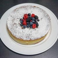 рецепт глазированного песочного пирожного