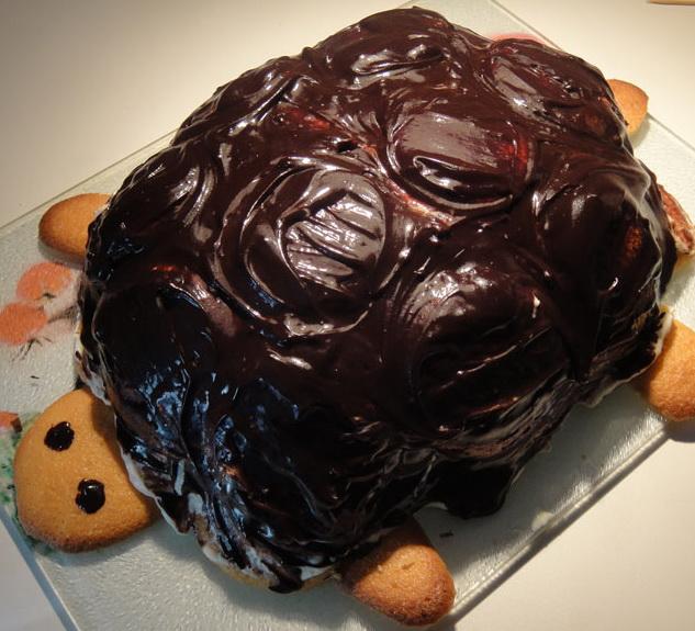 было решено рецепт приготовления торта черепахи день матери