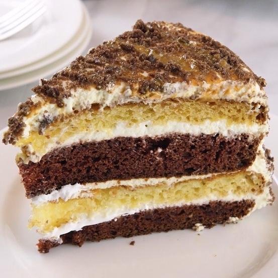 настоящий рецепт торта сметанник