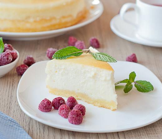 Торт чизкейк с сыром рецепт