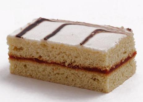 фото пирожное песочное