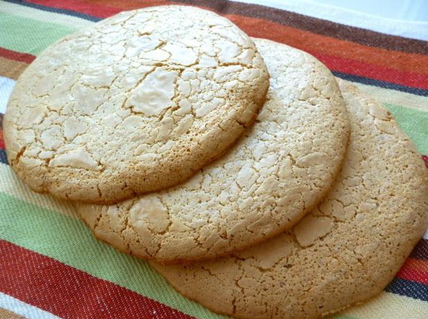 миндальное печенье рецептура